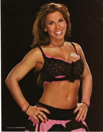 Mickie James Nude Shoots
